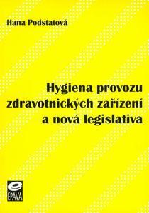 Obrázok Hygiena provozu zdravotnických zařízení a nová legislativa