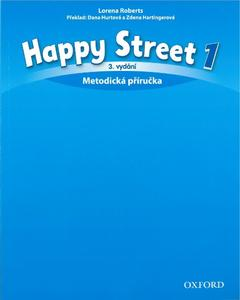 Obrázok Happy Street 3rd Edition 1 Metodická příručka