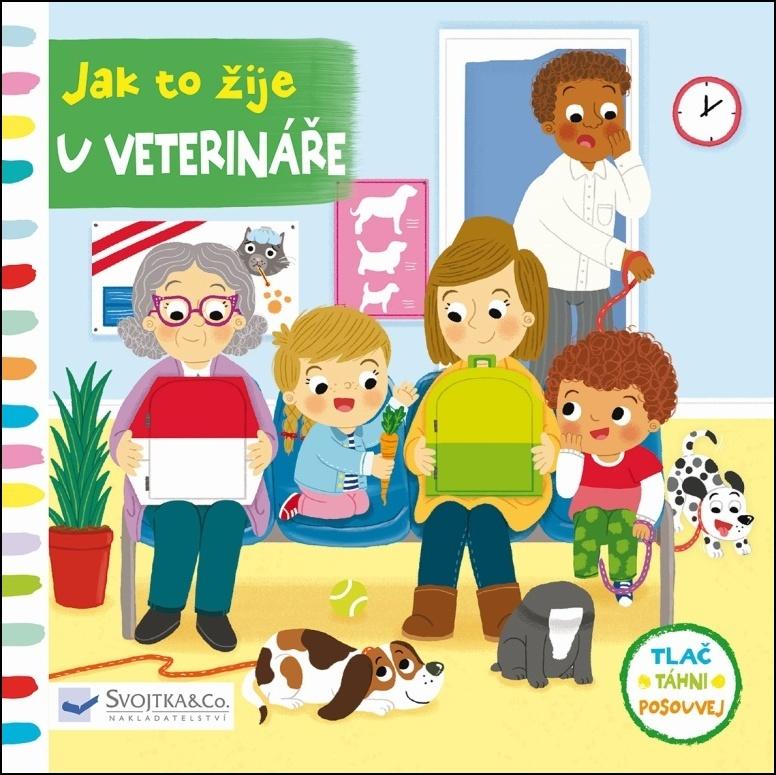 Jak to žije u veterináře - Ruth Redford