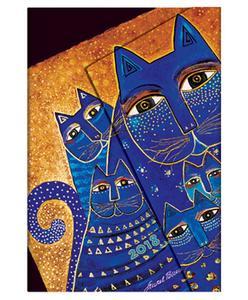 Obrázok Diář Mediterranean Cats 2018 HOR