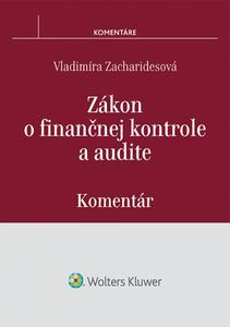 Obrázok Zákon o finančnej kontrole a audite