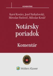 Obrázok Notársky poriadok