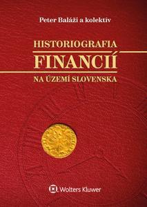 Obrázok Historiografia financií na území Slovenska