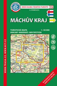 Obrázok KČT 15 Máchův kraj 1:50 000