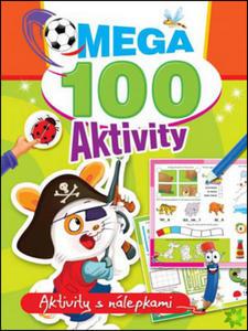 Obrázok Mega 100 Aktivity Pirát