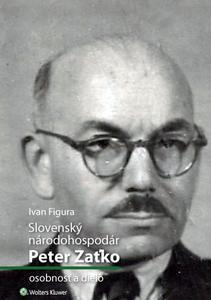 Obrázok Slovenský národohospodár Peter Zaťko