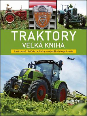 Obrázok Traktory veľká kniha