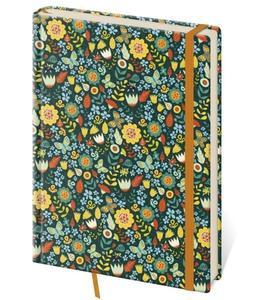 Obrázok Zápisník Vario L tečkovaný design 6
