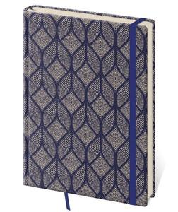 Obrázok Zápisník Vario M tečkovaný design 4