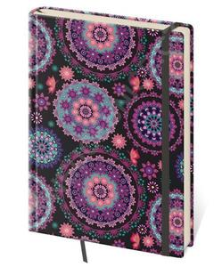 Zápisník Vario S tečkovaný design 10