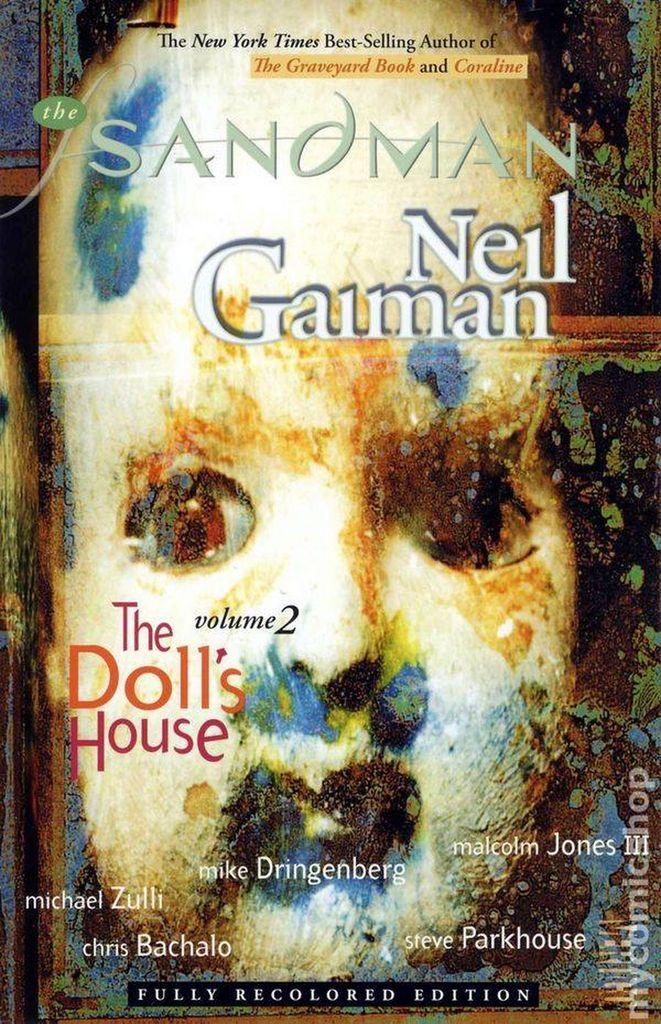 Sandman Domeček pro panenky - Neil Gaiman