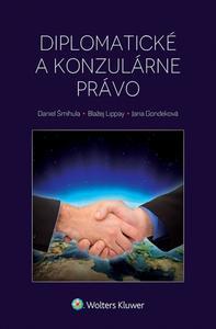 Obrázok Diplomatické a konzulárne právo