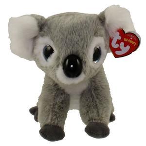 Obrázok Beanie Babies Kookoo šedá koala 15 cm