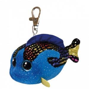 Obrázok Beanie Boos Aqua přívěšek modrá ryba přívěšek 8.5 cm