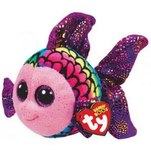Obrázok Beanie Boos Flippy barevná ryba 15 cm