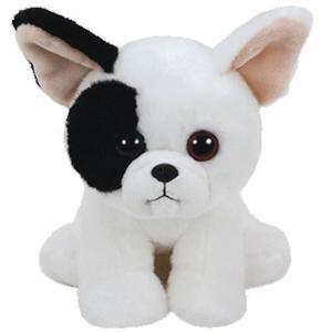 Obrázok Beanie Babies MARCEL bílý pes reg