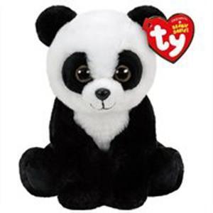 Obrázok Beanie Babies Baboo panda 15 cm