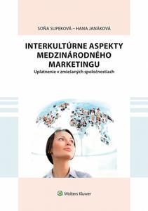 Obrázok Interkultúrne aspekty medzinárodného marketingu