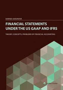 Obrázok Financial Statements under the US GAAP and IFRS