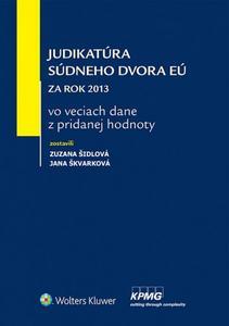 Obrázok Judikatúra Súdneho dvora EÚ