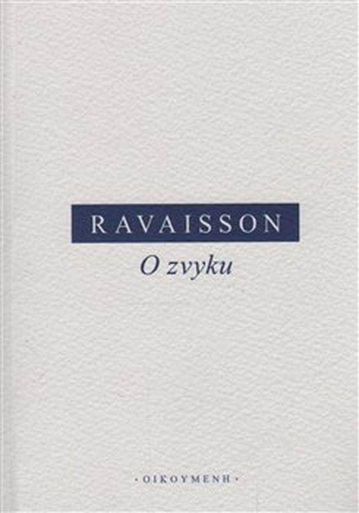 O zvyku - Félix Ravaisson