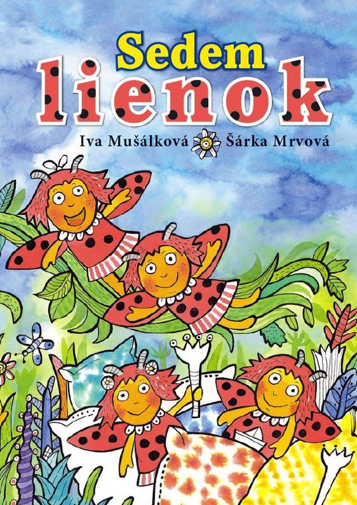 Sedem lienok - Iva Mušálková