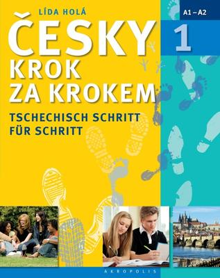 Česky krok za krokem 1 německy