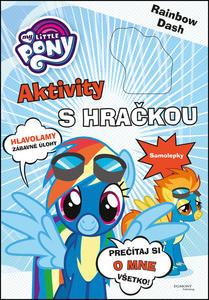 Obrázok My Little Pony Aktivity s hračkou Rainbow Dash
