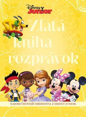 Disney Junior Zlatá kniha rozprávok