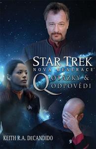 Obrázok Star Trek Q Otázky a odpovědi