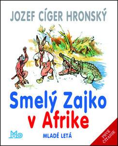 Obrázok Smelý Zajko v Afrike