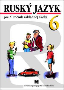 Obrázok Ruský jazyk pre 6. ročník základnej školy
