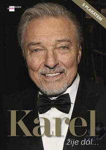 Obrázok Karel žije dál... (Karel Gott)