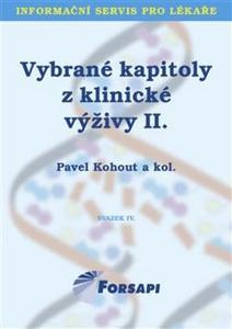 Obrázok Vybrané kapitoly z klinické výživy II.