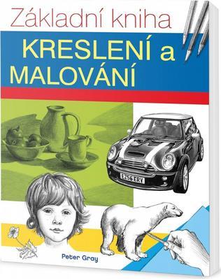 Základní kniha kreslení a malování