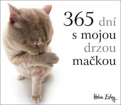 365 dní s mojou drzou mačkou