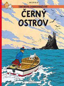 Obrázok Tintin Černý ostrov