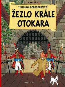 Obrázok Tintin Žezlo krále Otokara