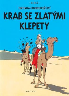 Obrázok Tintin Krab se zlatými klepety