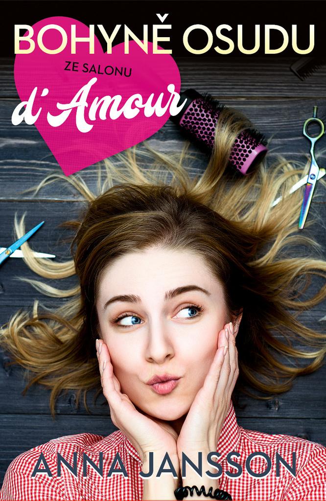 Bohyně osudu v salonu d'Amour - Anna Jansson