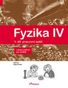 Obrázok Fyzika IV 1.díl pracovní sešit s komentářem pro učitele