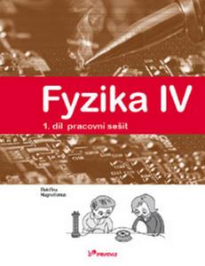 Obrázok Fyzika IV 1.díl pracovní sešit
