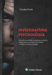 Obrázok Investigatívna psychológia