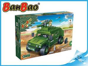 Obrázok BanBao stavebnice Defence Force vozidlo Humvee 203ks