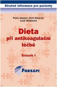 Obrázok Dieta při antikoagulační léčbě