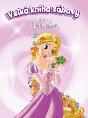 Princezna Velká kniha zábavy
