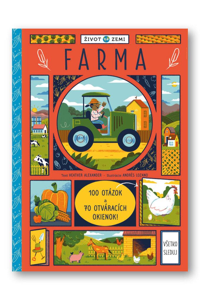 Život na Zemi Farma - Andrés Lozano, Heather Alexander