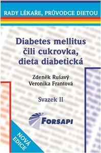 Obrázok Diabetes mellitus čili cukrovka, dieta diabetická