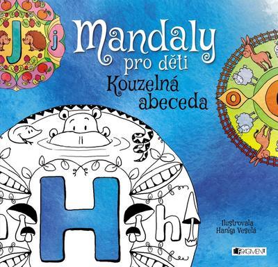 Mandaly pro děti Kouzelná abeceda