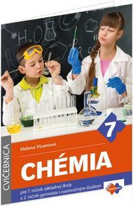 Obrázok Chémia Cvičebnica pre 7. ročník základnej školy a 2. ročník gymnázia